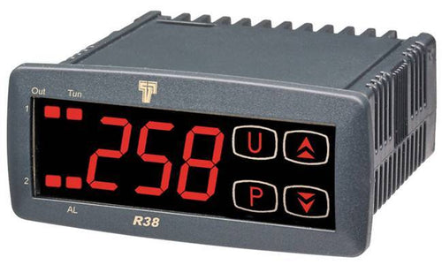 Ascon's R38 Series: Entry Level Controller w/Super-Simplified Programming