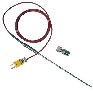 TJ-K Rugged Transition Joint Thermocouple Probe with Mounting Fitting