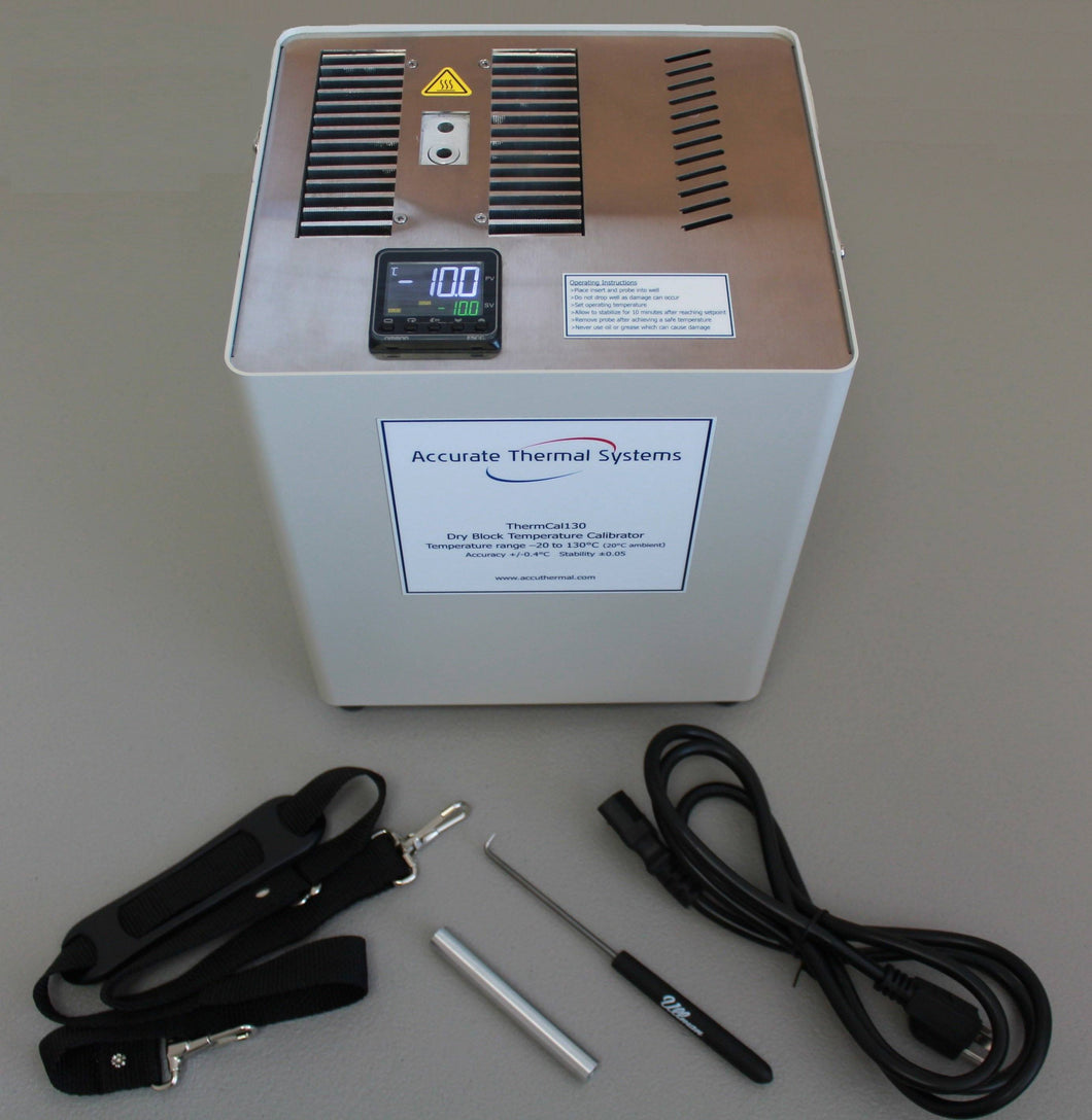 ThermCal130 Dry Block Calibrator