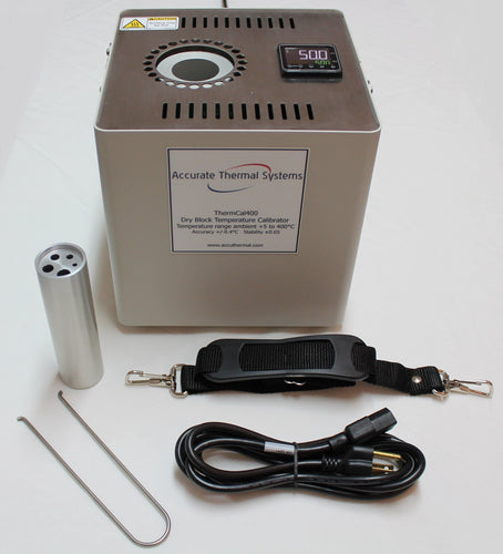 ThermCal400 Dry Block Temperature Calibrator