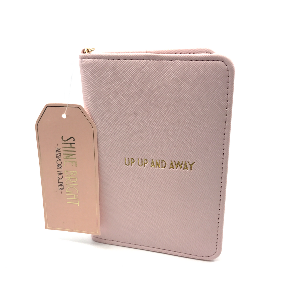 Up and Away Passport Holder