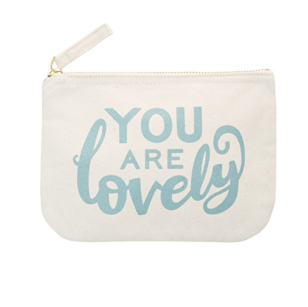 You Are Lovely Pouch