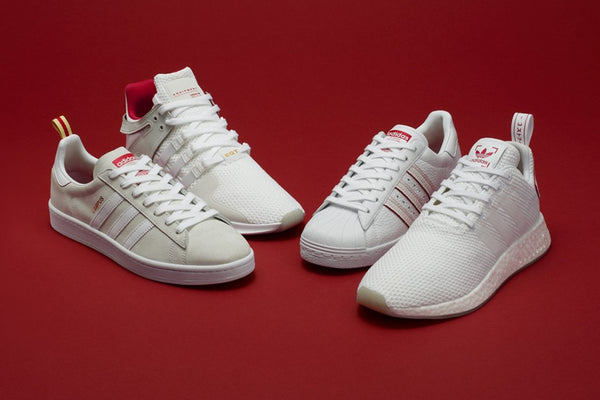 Adidas Chinese New Year Pack Release Info – StrictlySoles