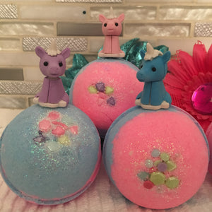 Unicorn Poop - Bath Bombs Baby LLC