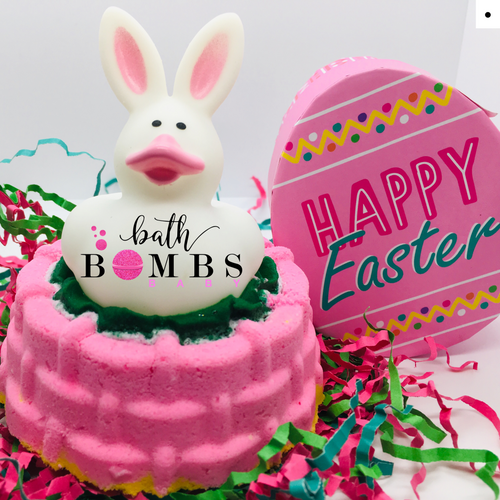 Easter Basket Bath Bomb