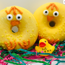 Easter Chick Bath Bomb Donut