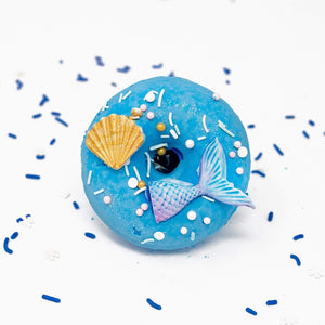 Mermaid Bath Bomb Donut