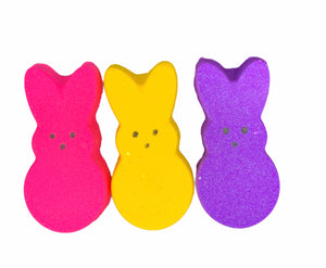 Peeps Bath Bombs 3 pack Girls