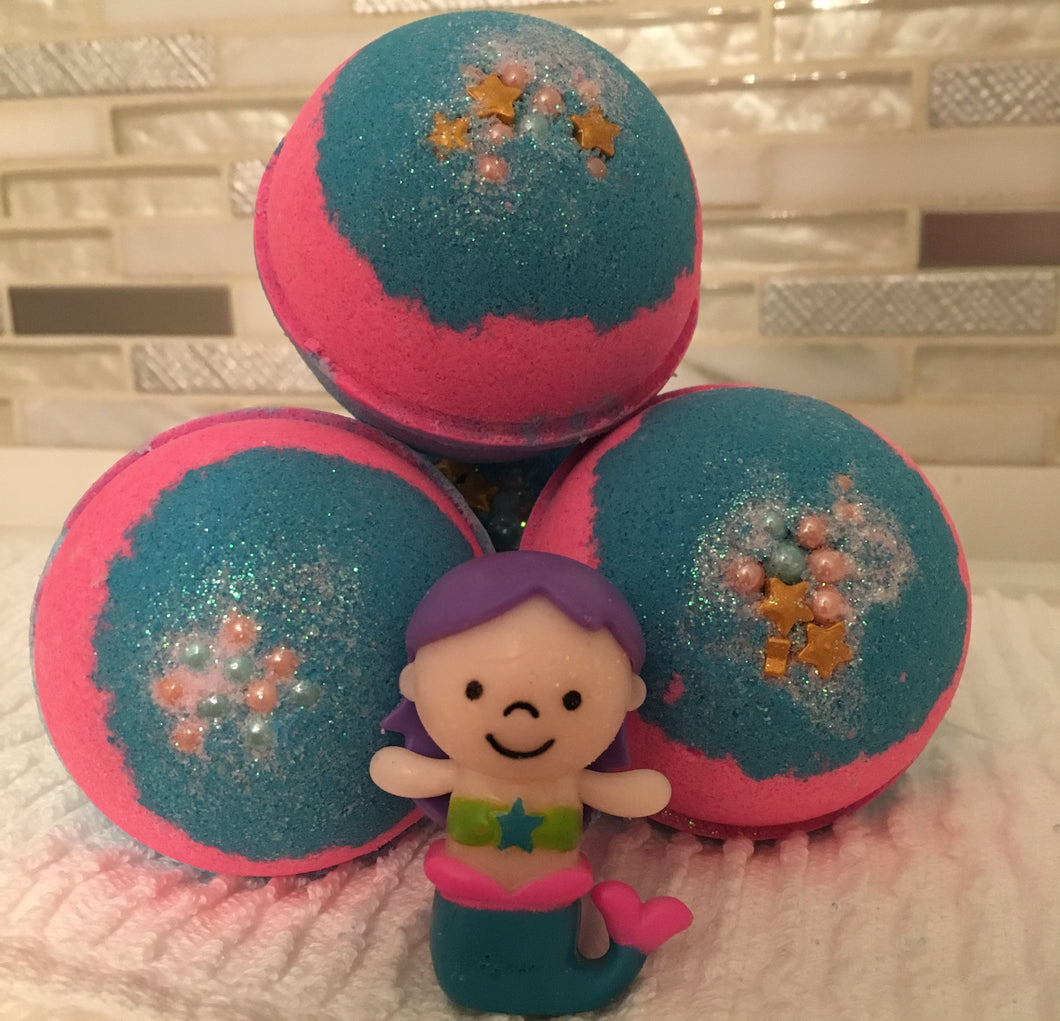 The Mermaid - Bath Bombs Baby LLC
