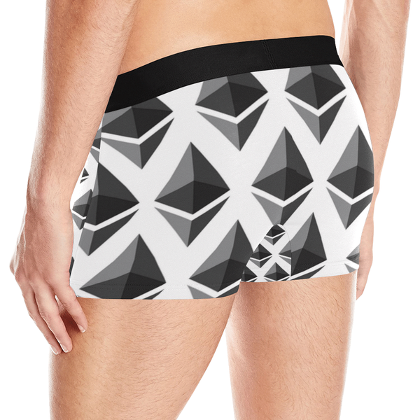Ethereum Men's Boxer Briefs