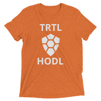 """TRTL HODL"" Short sleeve t-shirt"