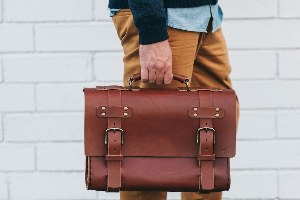 Handmade Leather Goods, Leather Bags - Hand+Built Leather Goods