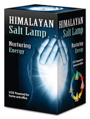 Sphere Himalayan Salt Lamp - Mountain View Candle Works