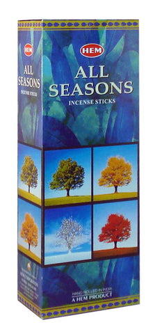 Hem All Seasons - Mountain View Candle Works