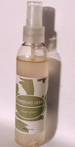 Flowering Herb Room Spray