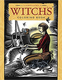 Llewellyn's Witch's Coloring Book - Mountain View Candle Works