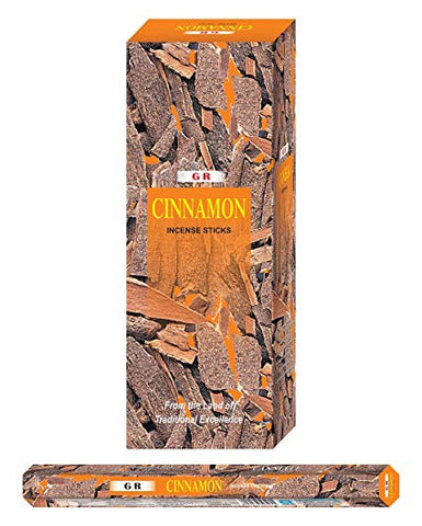 Gr Cinnamon Incense - Mountain View Candle Works