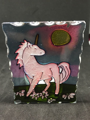Unicorn  under the sun Votive holder - Mountain View Candle Works