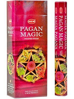 Hem Pagan Magic - Mountain View Candle Works