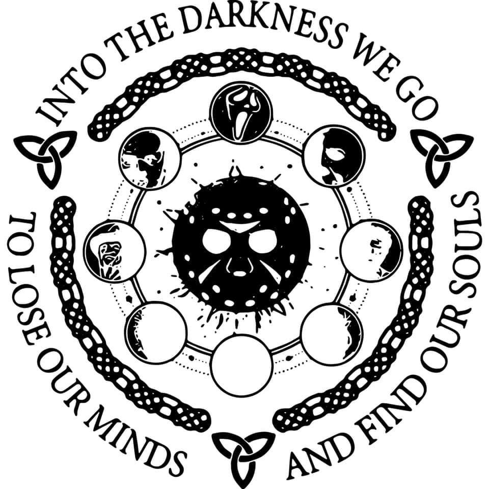 Into the Darkness Decal