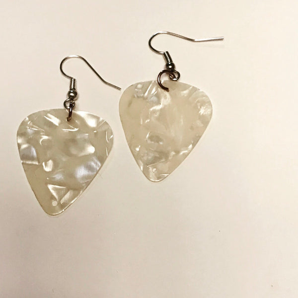 Pick Ear Rings - Mountain View Candle Works