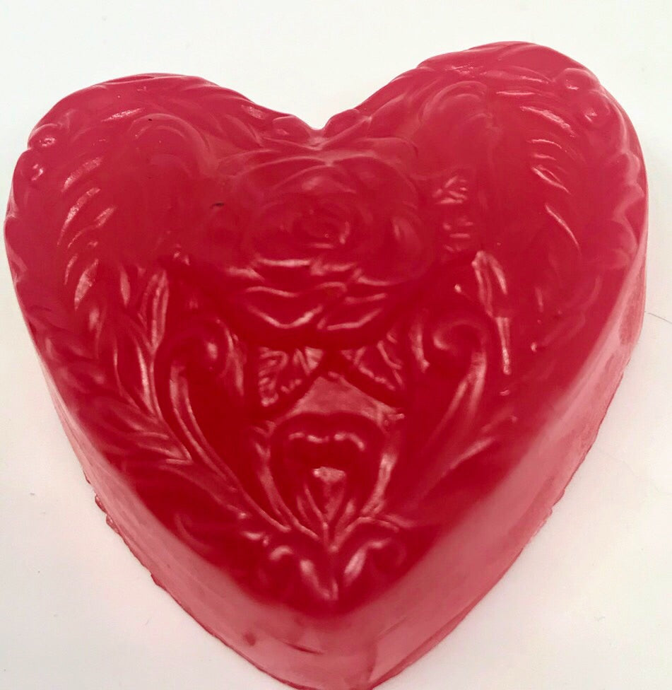 Witches Brew Heart Soap - Mountain View Candle Works