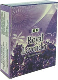 Royal Lavender Cone Incense - Mountain View Candle Works