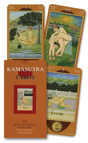 Kamasutra Tarot - Mountain View Candle Works