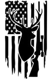 American Hunter Car Decal