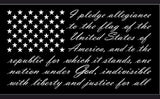 Pledge of Allegiance decall