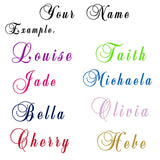 Custom Name Decal