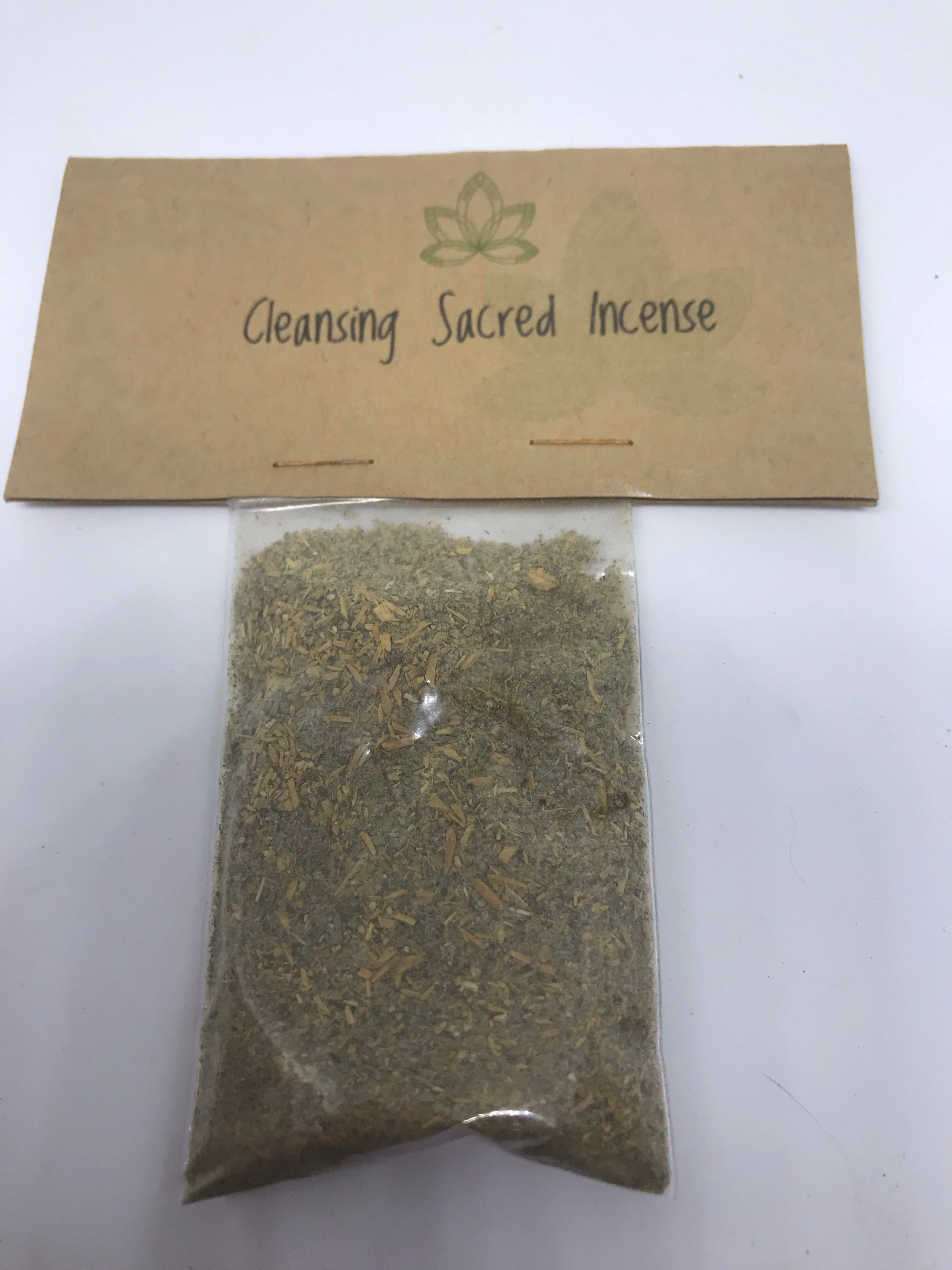 Cleansing sacred incense - Mountain View Candle Works