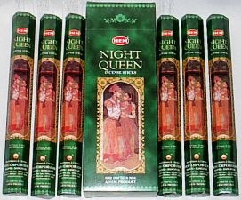 Night Queen - Mountain View Candle Works