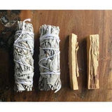 Four-piece Smudging set