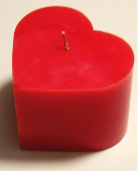 Heart Candle - Mountain View Candle Works