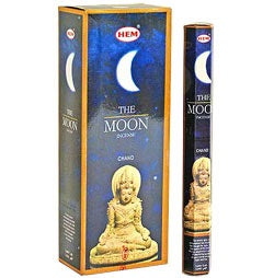 moon incense - Mountain View Candle Works