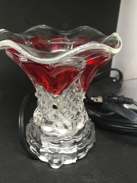 Heart Fragrance lamp - Mountain View Candle Works