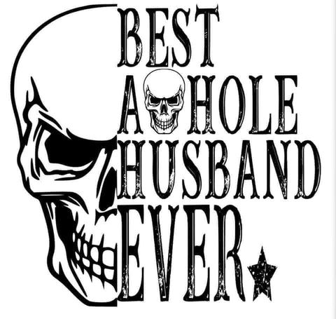 Best Husband Ever decal
