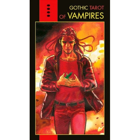 Gothic Tarot of Vampires - Mountain View Candle Works
