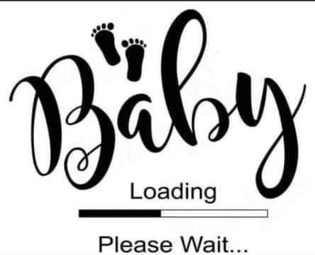 Baby Loading Decal