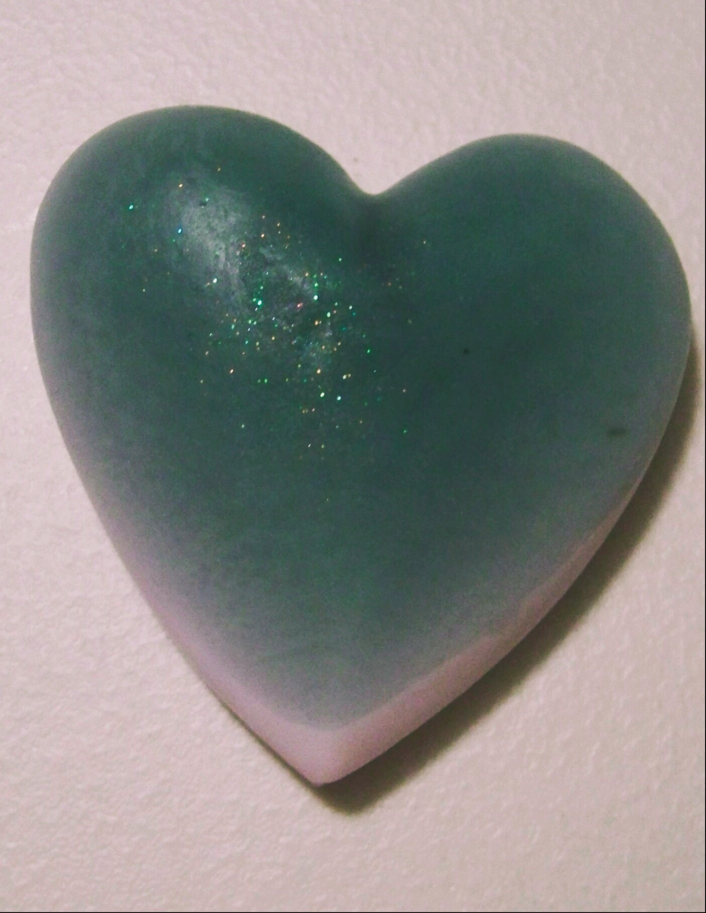 Heart Guest Soap - Mountain View Candle Works