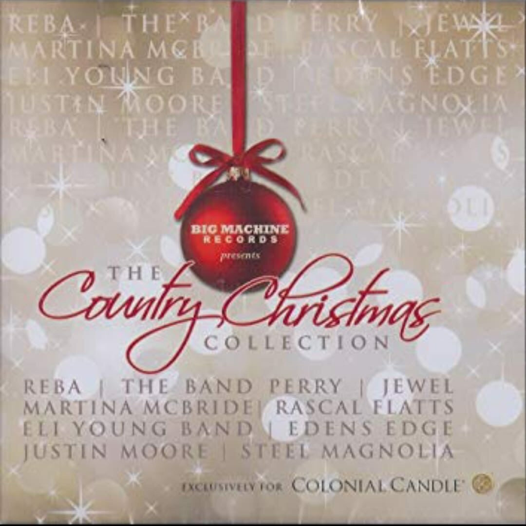 Country Christmas cd etc