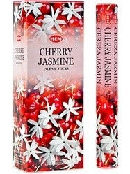 Hem Cherry Jasmine - Mountain View Candle Works