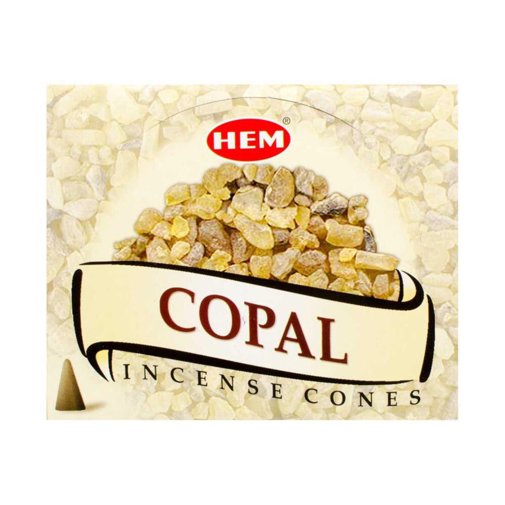 Copal Cone Incense - Mountain View Candle Works