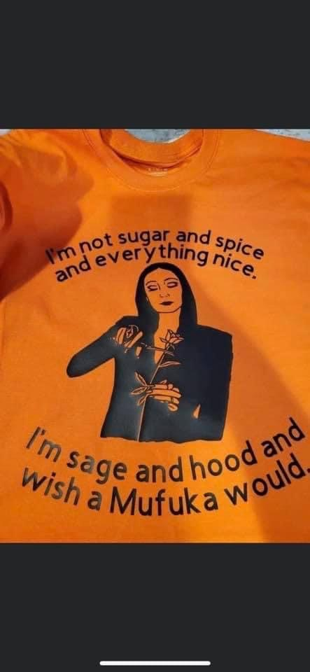 I'm not Sugar and Spice Shirt