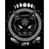 Pagan Cat decal