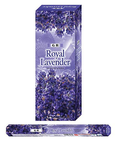 GR Lavender incense - Mountain View Candle Works