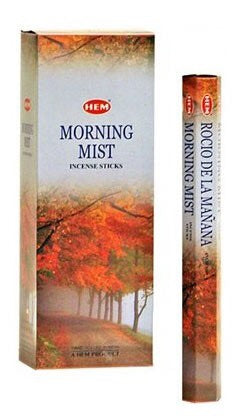 Hem Morning Mist - Mountain View Candle Works