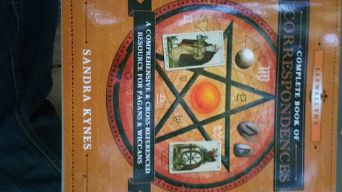 Complete Book of Correspondences - Mountain View Candle Works