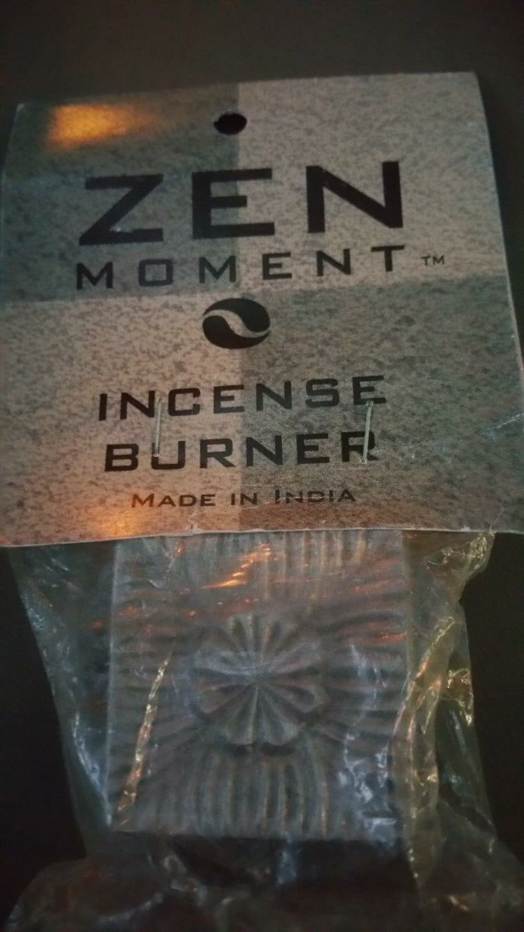 Zen Moments Incese Burner (Circle) - Mountain View Candle Works